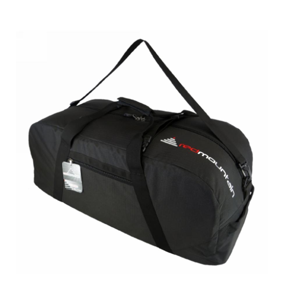 a0fbc54e6bc1 Red Mountain Cargo Bag 80 Liter Travel Bag Duffel Bag Water Resistant